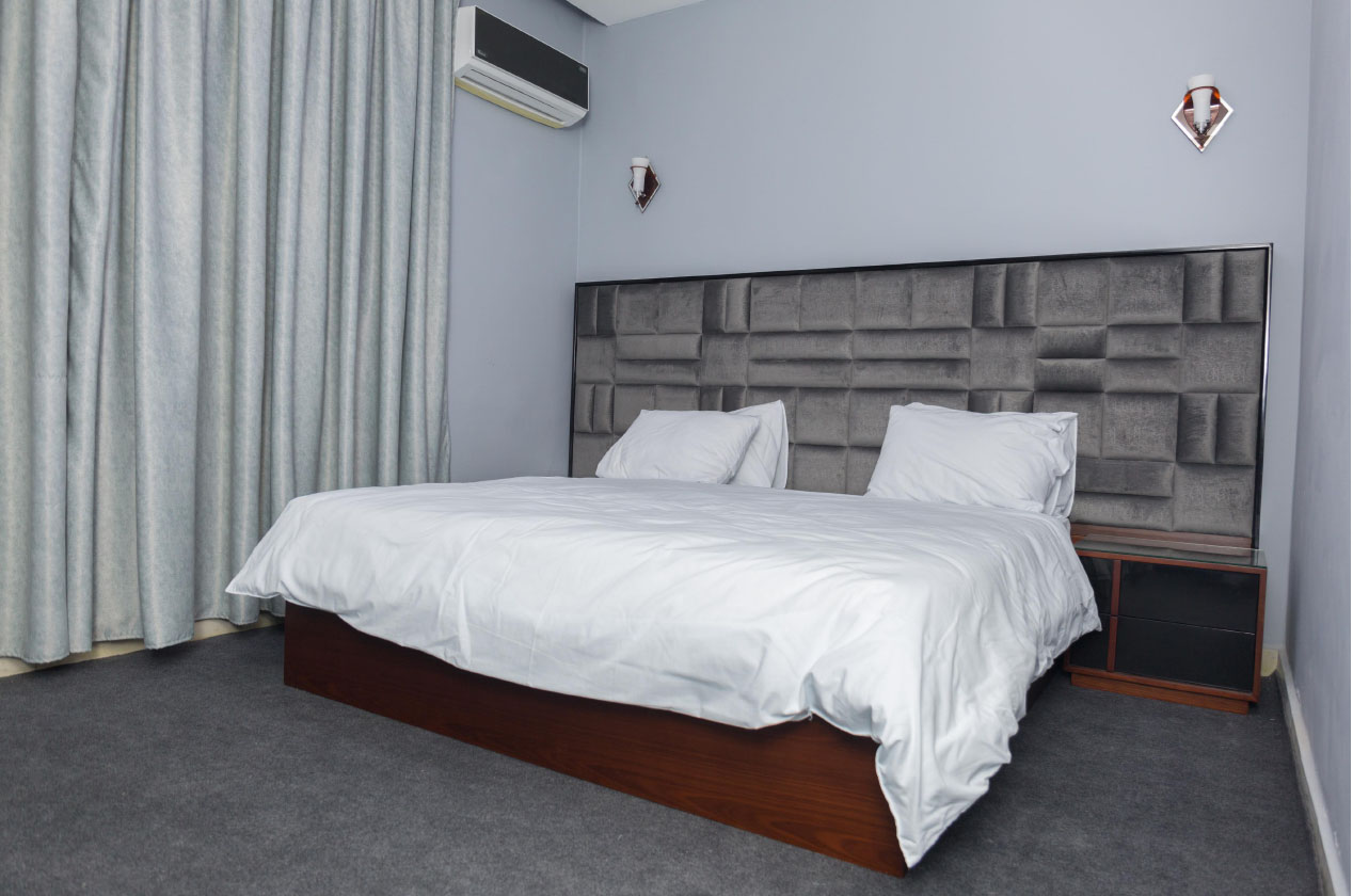 Booking Small Double Room